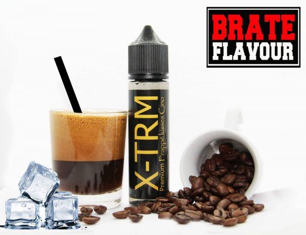 Brate Flavour - X- TRM Frappe kisses Cino Liquid 50ml