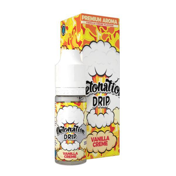 Detonation Drip Aroma - Vanilla Creme 10 ml