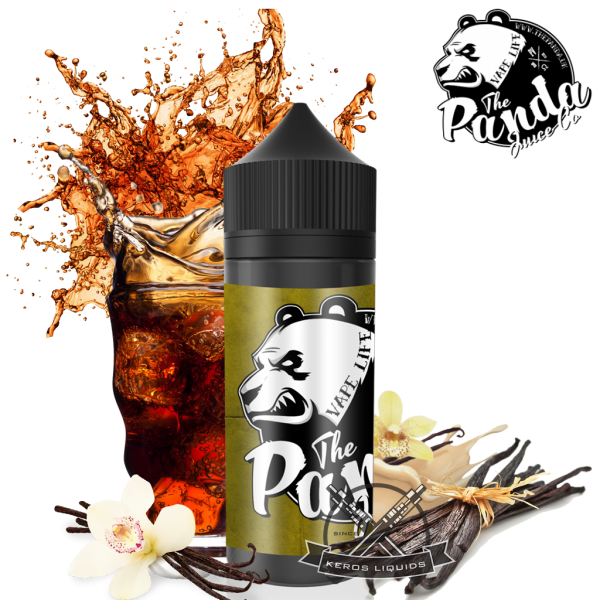 Panda Juice Co. - Vanilla Cola Plus