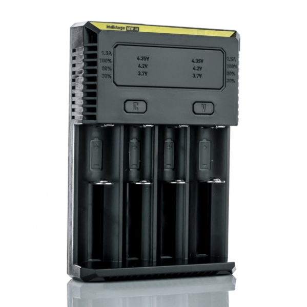 Nitecore - i4 Intellicharger 4-Slot Akkuladegerät
