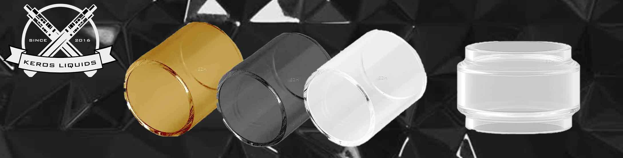 Ersatzglas-Banner-Kerosliquids