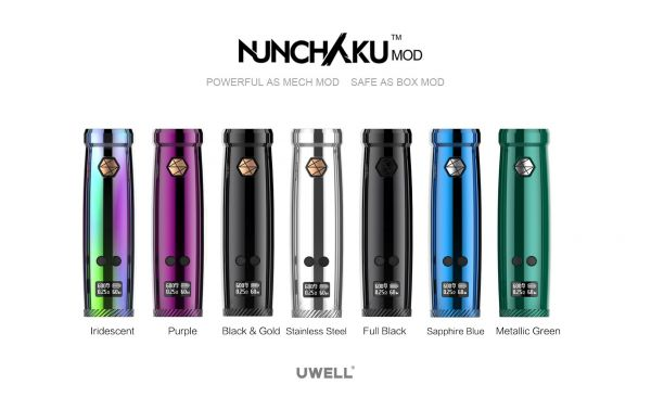 Uwell Nunchaku 80W Stick Box Mod