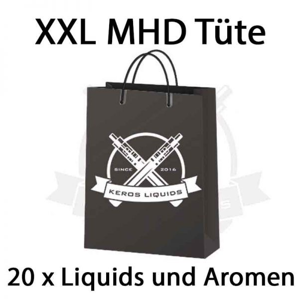 MHD Liquids und Aromen Wundertüte XXL