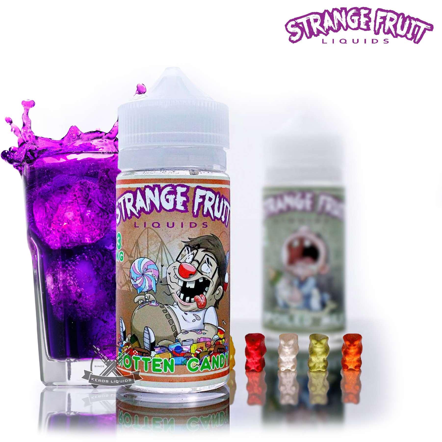 Strange Fruit Rotten Candy Plus Liquids Liquid Vaporizer Frosty Juice Kerosliquids