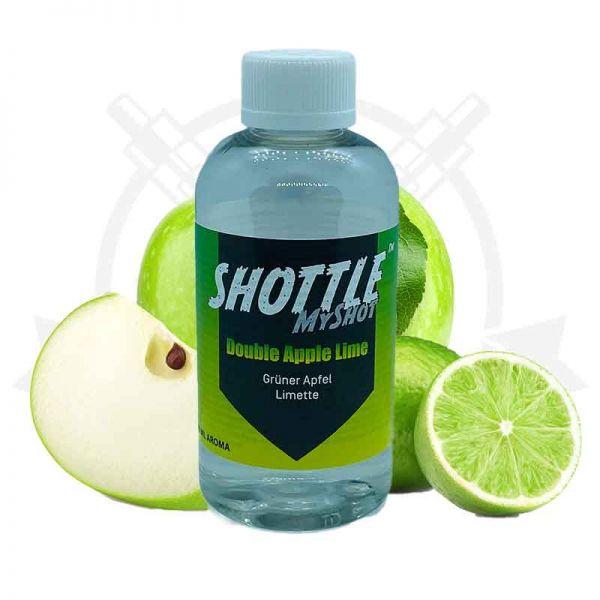 Shottle MyShot Double Apple Lime 50ml Aroma