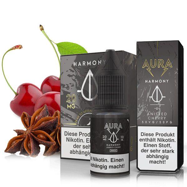 Aura - Harmony Nikotinsalz Liquid 10ml 20mg