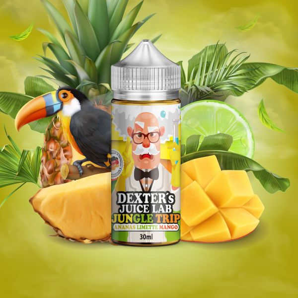 Dexter´s Juice Lab - Jungle Trip Aroma 30ml