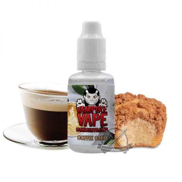 Vampire Vape - Coffee Cake Aroma
