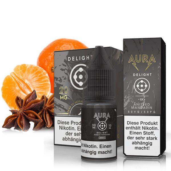 Aura - Delight Nikotinsalz Liquid 10ml 20mg