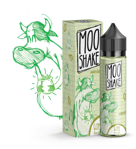 Nasty Juice - Moo Shake - Matcha 50ml Liquid