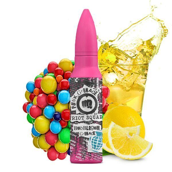 Riot Squad Punk Grenade Bubblegum Grenade Aroma 15ml