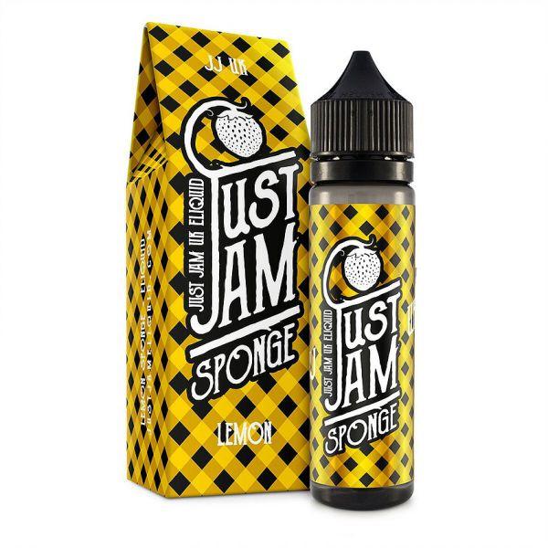 Just Jam Sponge - Lemon Sponge Plus
