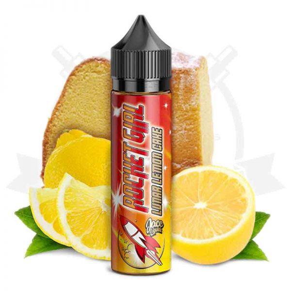 Rocket Girl Lunar Lemon Cake Aroma 15ml
