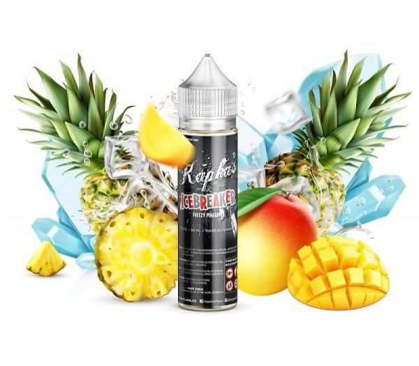 Kapka's Flava - Icebreaker 50ml Plus