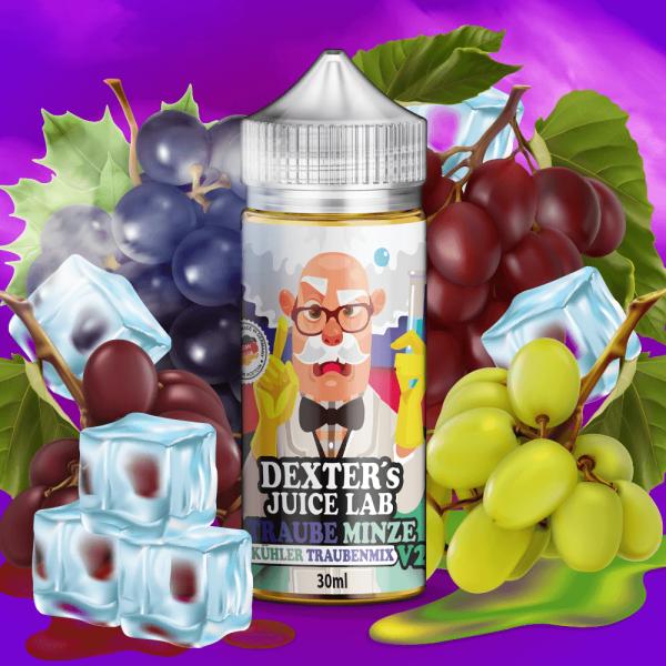 Dexter´s Juice Lab - Traube Minze V2 Aroma 30ml