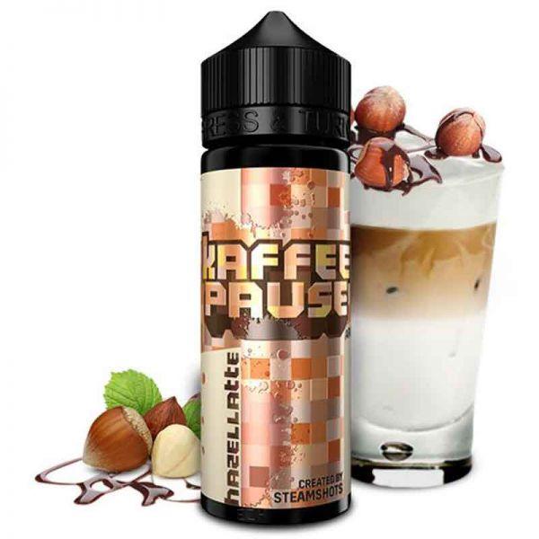 Steamshots Kaffeepause Hazellatte Aroma