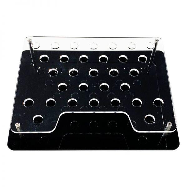 Acryl Aussteller / Display / Ständer für 31x 810er Drip Tips