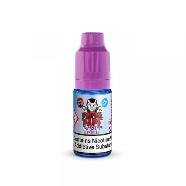Vampire Vape - Heisenberg 10ml Nic Salt 20mg