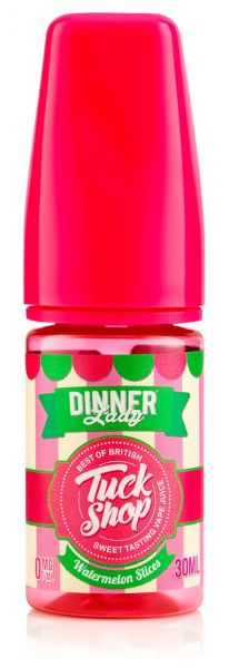 Dinner Lady - Tuck Shop Watermelon Slices Liquid 25 ml