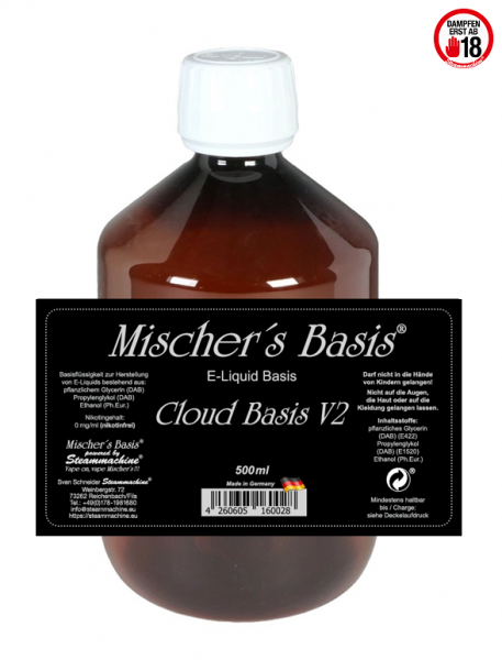 Mischer`s Cloud Basis V2 - 500ml