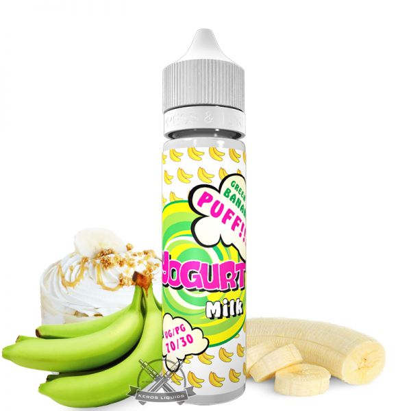 VoVan - Yogurt - Green Banana Puff Plus