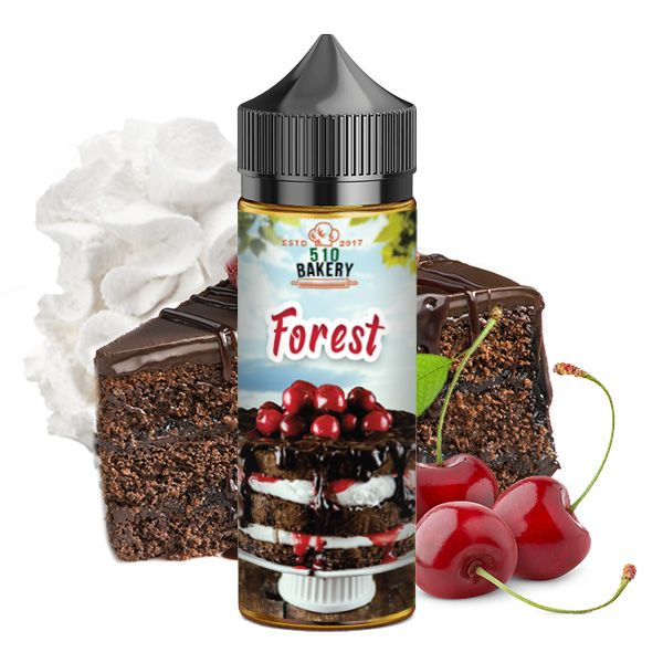510 Cloudpark - Forest 20ml Aroma