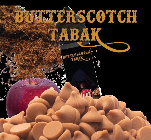 Classic Dampf - Butterscotch Tabak Mix&Vape
