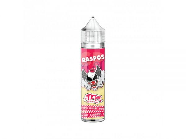 The Fog Clown - Ice Cream Series - Raspos 50ml Liquid