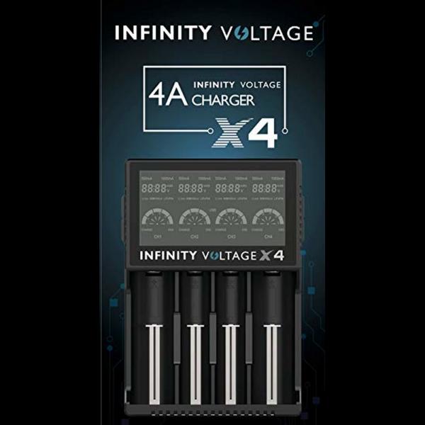 Vapioneer - Infinity Voltage Voltage X-4