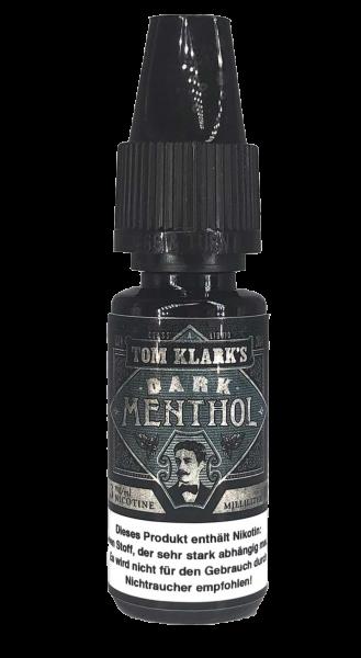 Tom Klark`s - Dark Menthol Liquid 10ml