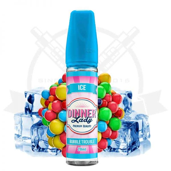 Dinner Lady ICE Bubble Trouble Aroma 20ml