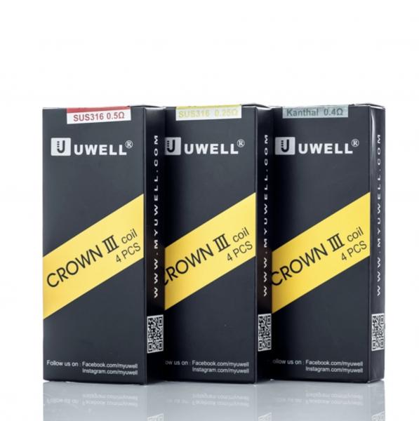 Uwell Crown III Coils/Ersatzverdampfer