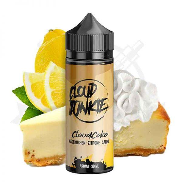 Cloud Junkie - CloudCake Aroma