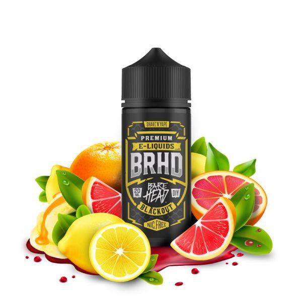 BRHD - Barehead - Blackout 20ml Aroma