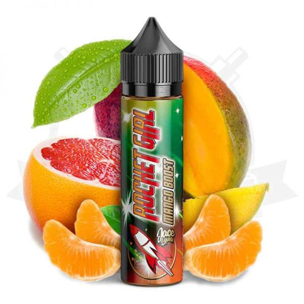 Rocket Girl Mango Boost Aroma 15ml