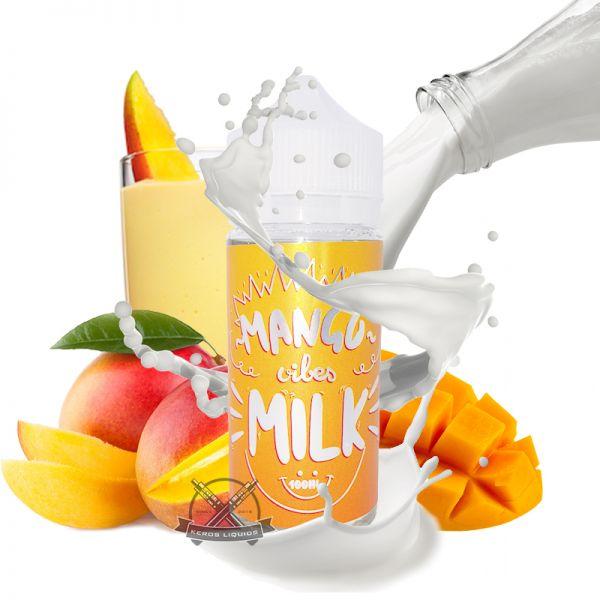 Vape Hub - Mango Vibes Milk - 0mg