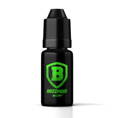 BozzPure - No Limit - Aroma