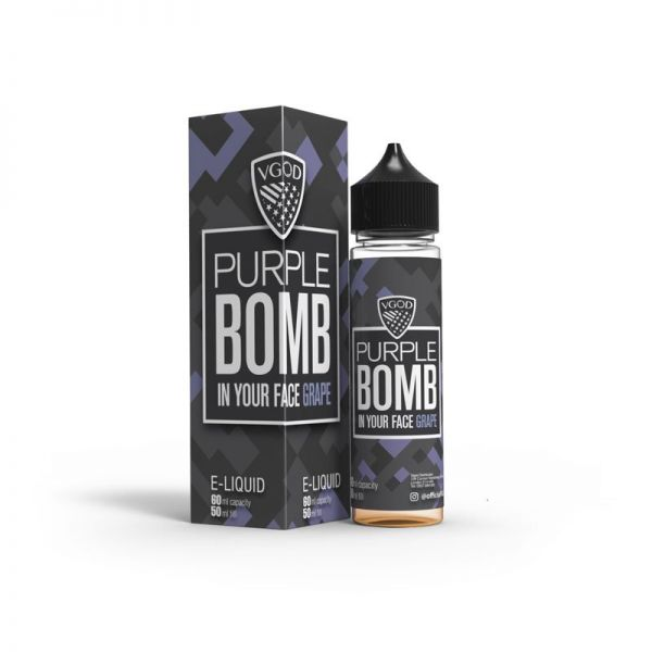 VGOD - Purple Bomb 50ml Liquid