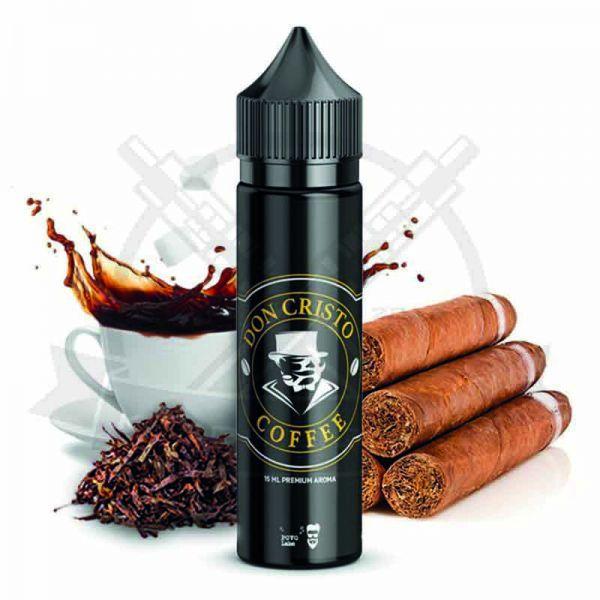 Aroma für E-Zigaretten▷Don Cristo Coffee Online kaufen
