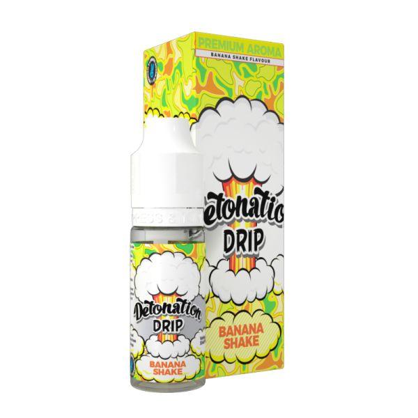 Detonation Drip Aroma - Banana Shake 10 ml
