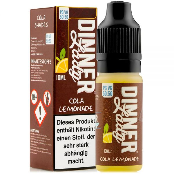 Dinner Lady - Cola Lemonade Liquid 10ml