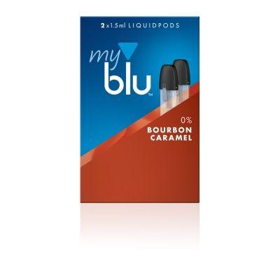My Blu - Bourbon Caramel Liquidpod