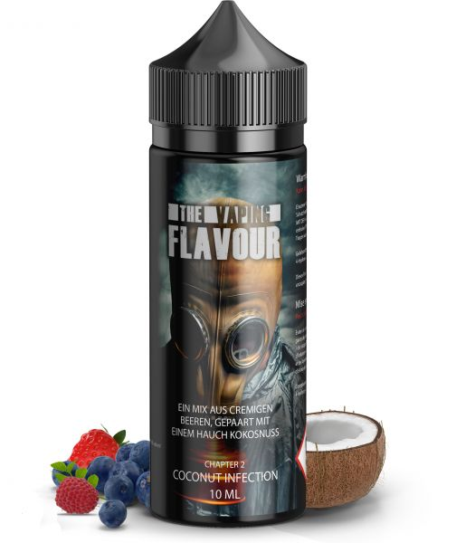 The Vaping Flavour Ch.2 - Coco Infection