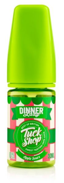 Dinner Lady - Tuck Shop Apple Sours Liquid 25 ml