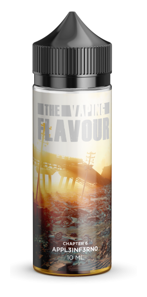 The Vaping Flavour Ch.6 - Appleinferno 10ml Aroma