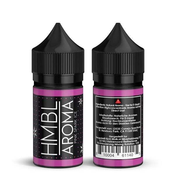 Humble Aroma - Pink Spark Ice 30ml
