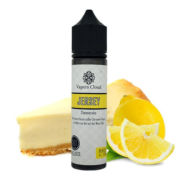 Vapers Cloud - Jersey Aroma 20ml