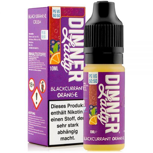 Dinner Lady - Blackcurrant Orange Liquid 10ml