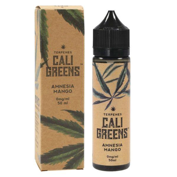 Cali Greens - Amnesia Mango 50ml Liquid