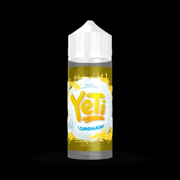 Yeti - Lemonade 100ml Liquid